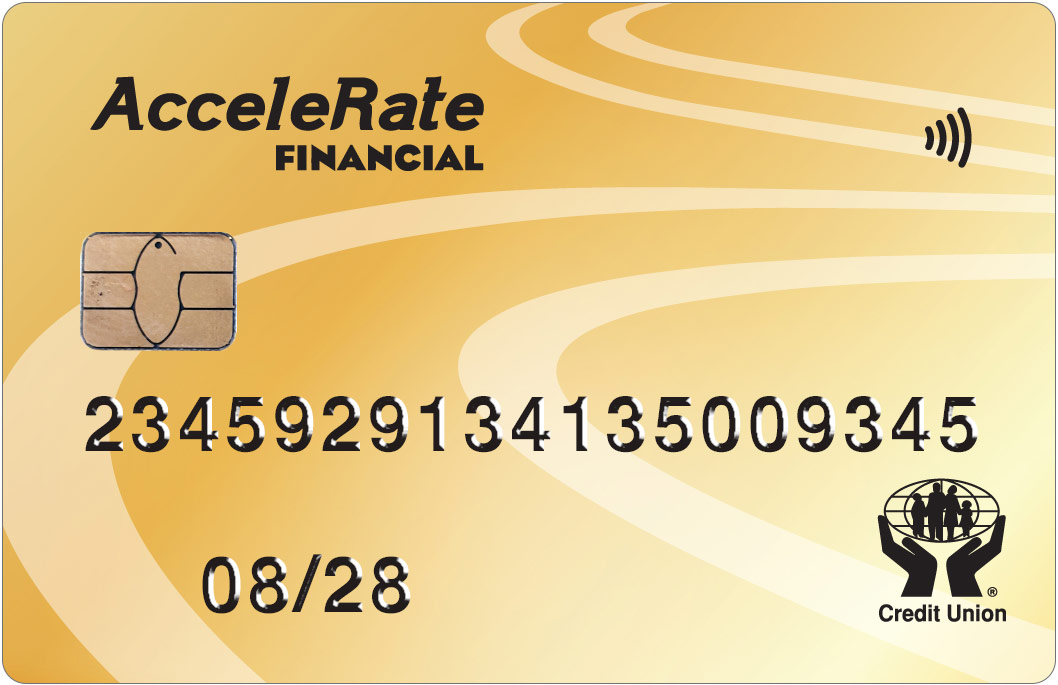 Accelerate Debit Card